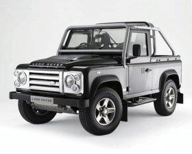 Land Rover Defender - 2.5 TD5, 90 kW