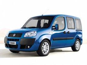 Fiat Doblo - 2.0 MJET, 99 kW