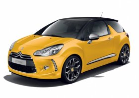 Citroen DS3 - 1.6 HDI, 68 kW