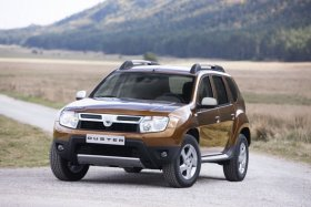 Dacia Duster - 1.5 dCi, 81 kW