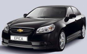 Chevrolet Epica - 2.0 VCDI, 93 kW