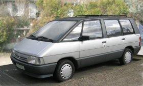 Renault Espace I - 2.0i, 103 kW