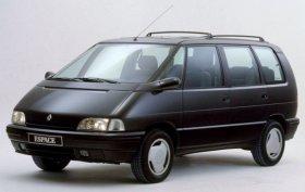 Renault Espace II - 2.0 dCi DPF, 127 kW