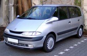 Renault Espace III - 2.0 T, 125 kW