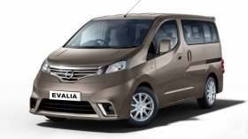 Nissan Evalia - 1.5 dCi, 66 kW