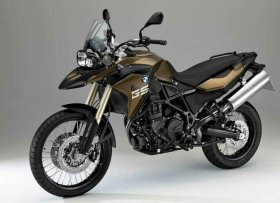 BMW F Series - F 650 GS1, 37 kW