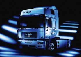 MAN F2000 - F 2000, 338 kW