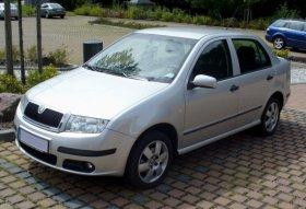 Škoda Fabia - 1.4i, 59 kW