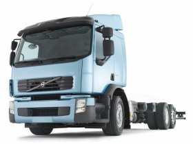 Volvo FE - D7 7.2 Eu4/5, 177 kW