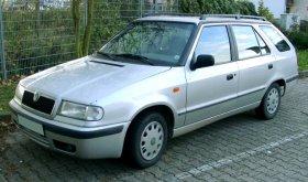 Škoda Felicia - 1.3i, 50 kW