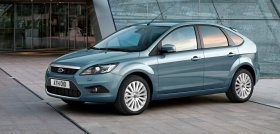 Ford Focus II - 2.5 ST, 166 kW