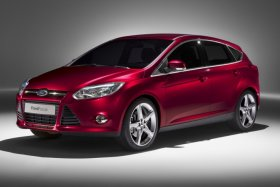 Ford Focus III - 2.0 ST EcoBoost, 184 kW