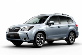 Subaru Forester - 2.0D, 108 kW