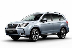 Subaru Forester - 2.5i, 121 kW