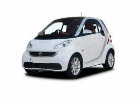 Smart Fortwo - 1.0 T, 62 kW