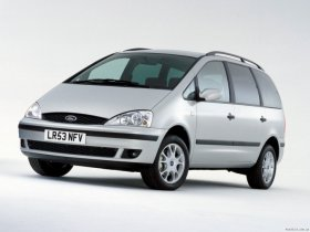 Ford Galaxy II - 1.9 TDI-PD, 85 kW