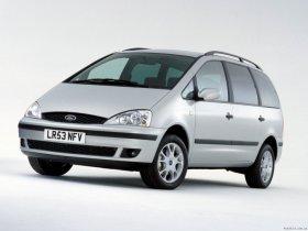 Ford Galaxy II - 2.0i, 85 kW