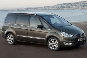 Ford Galaxy III - 2.0 TdCi, 120 kW