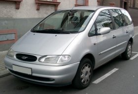 Ford Galaxy - 1.9 TDI, 66 kW