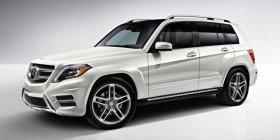 Mercedes-Benz GLK - 350 CDI K (X204), 165 kW