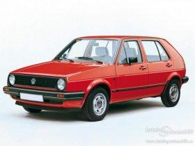 Volkswagen Golf 2 - 1.8i, 72 kW