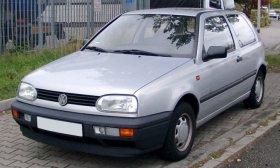 Volkswagen Golf 3 - 1.9 TDI, 66 kW