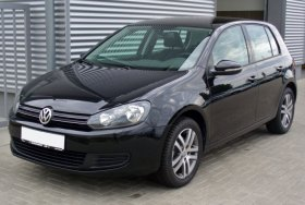 Volkswagen Golf 6 - 2.0 TDI-CR, 103 kW