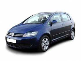 Volkswagen Golf Plus - 1.6 TDI-CR, 75 kW