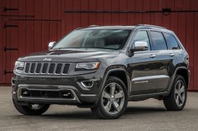 Jeep Grand Cherokee - 3.0 CRD, 184 kW