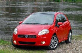 Fiat Grande Punto - 1..9 MJET, 96 kW