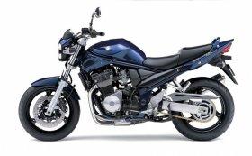Suzuki GSF - Bandit 1250, 72 kW