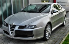 Alfa Romeo GT - 2.0 Turbo, 194 kW