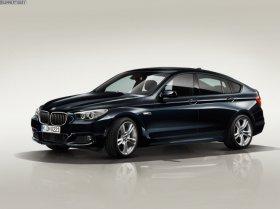 BMW GT - 535 D, 220 kW