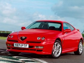 Alfa Romeo GTV - 1.8 16V TS, 106 kW