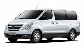 Hyundai H1 - 2.5 CRDi, 81 kW