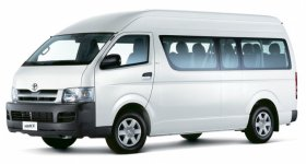Toyota Hiace - 2.5 D-4D, 75 kW
