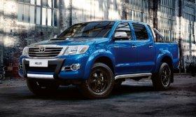 Toyota Hilux - 2.5 D-4D, 65 kW