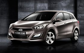 Hyundai i30 - 1.6i, 93 kW