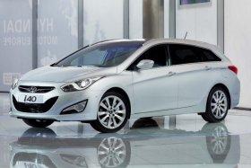 Hyundai i40 - 1.7 CRDi, 100 kW