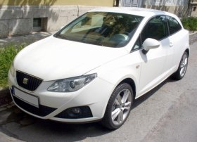 Seat Ibiza - 2.0 TDI Cupra, 105 kW