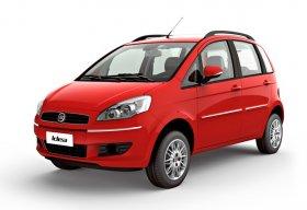 Fiat Idea - 1.3 MJET, 51 kW