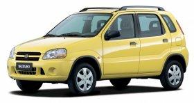 Suzuki Ignis - 1.5 VVT-i, 80 kW