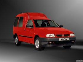 Seat Inca - 1.9 SDi, 81 kW