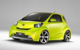 Toyota IQ - 1.4 D-4D, 66 kW
