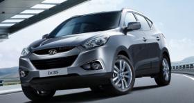Hyundai IX35 - 2.0 DOHC, 120 kW