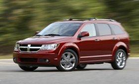 Dodge Journey - 2.0 CRD, 103 kW