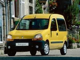 Renault Kangoo I - 1.2i 16V, 55 kW