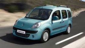 Renault Kangoo II - 1.6i 16V, 78 kW