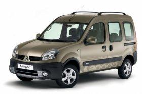 Renault Kangoo - 1.5 dCi, 42 kW