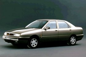 Lancia Kappa - 2.0 Turbo, 162 kW